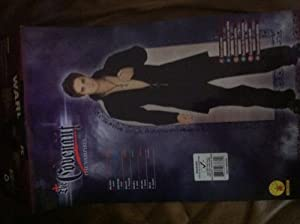The Covenant The Vampires....Warlock Halloween Costume Jacket Costume NWT Men's Standard up to 44 by Rubies