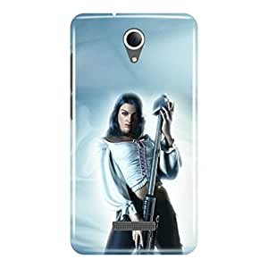 a AND b Designer Printed Mobile Back Cover / Back Case For Micromax Canvas Pace 4G Q416 (MIC_Q416_3D_1079)