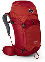 Osprey Packs Kode 42 Backpack, Hoodoo Red, Small/Medium