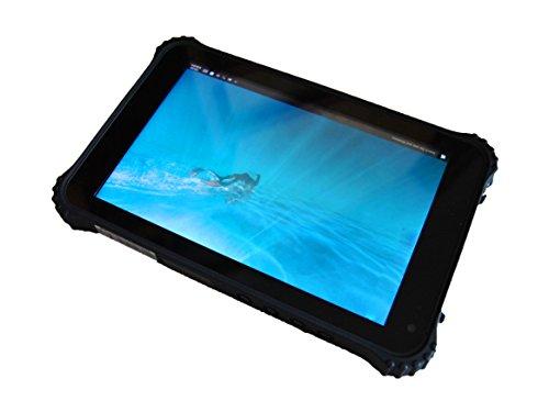 Vanquisher 8-Inch IP67 Rugged Tablet PC, Android 5.1 / Intel Atom X5 Z8300 Processor / 4G RAM / 64 ROM / U-blox GPS / Anti-scratch Panel, For Field Work