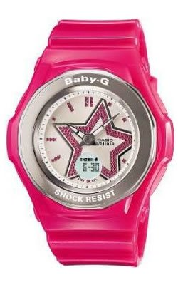 Casio Women's Baby-G Watch BGA103-4B