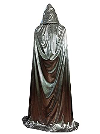 Unisex-adult Halloween Costumes Wizard Cloak God of Death Cape Witches Cos Robes