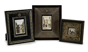 IMAX Embellished Frames, Set of 3