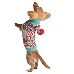 Chilly Dog Peppermint Hoodie, Small