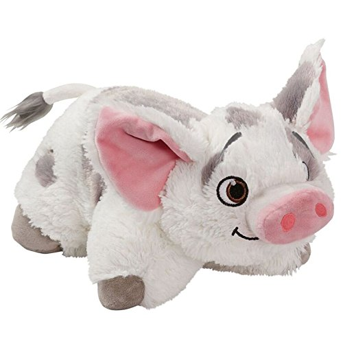 Pillow Pets Disney Moana - P'ua Stuffed Animal Plush Toy Plush - 41Jf6qqsyFL - Pillow Pets Disney Moana Pu'a – Pu'a the Pig Stuffed Animal Plush Toy