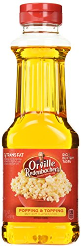 Orville Redenbacher Butter Flavor Popping Oil 16 Oz (Kernel Popcorn Oil compare prices)