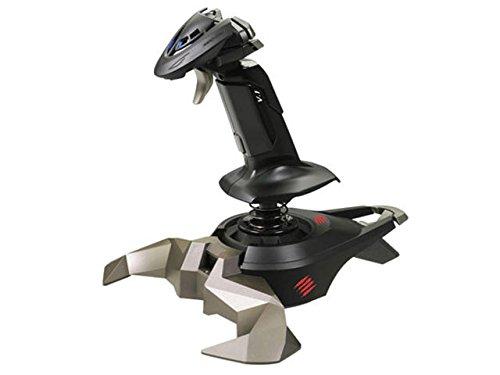 Cyborg V.1 Flight Stick Joystick filaire pour PC 5 boutons Noir