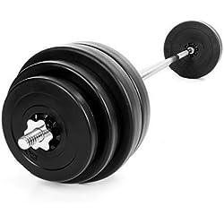 TNP Accessories Barbell Weights Set 60KG