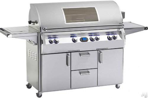 Fire Magic Firemagic Echelon Diamond E1060s Stainless Steel Grill With Single Side Burner E1060s4L1n62W