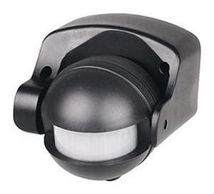 Detecteur de mouvement infrarouge automatique pour alarme for Eclairage automatique interieur