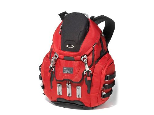 Backpack Reviews Oakley Kitchen Sink Pack Dark Red
