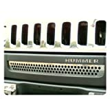 Hummer H3 Chrome Front Lower Grille