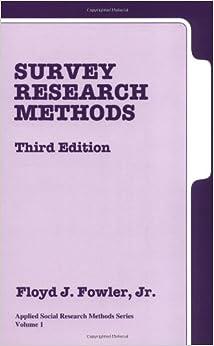 applied social research methods paperback Office of radio research/bureau of applied social research  bartos helped bring social scientific methods into  princeton university press paperback, new.