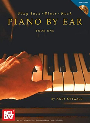 Play Jazz Blues Rock Piano By Ear Book O