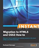 Private: Instant Migration to HTML5 and CSS3 How-to