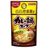 ダイショー CoCo壱番屋監修 カレー鍋スープ 750g×10袋入×(2ケース)
