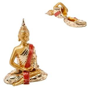 Treasured Trinkets - Thai Buddha Metal Die Cast Trinket Box