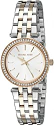 Michael Kors Women's MK3298 Darci Two-Tone Stainless Steel Watch
