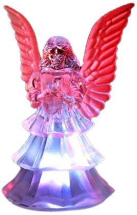 The Benross Christmas Workshop 4-inch LED Angel Ornament
