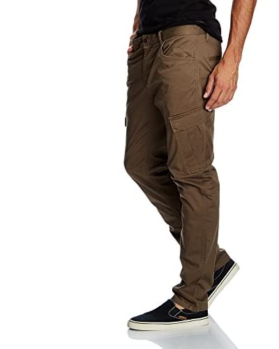 Mexx Pantalone Cargo [Marrone]