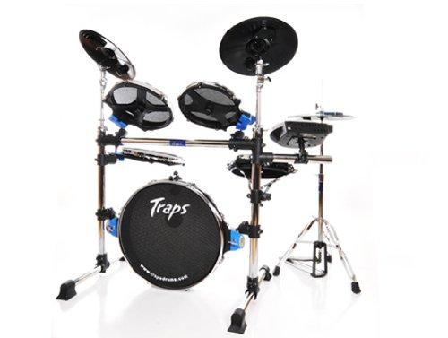 Brand New Traps E500 Digital Electronic Drum Kit
