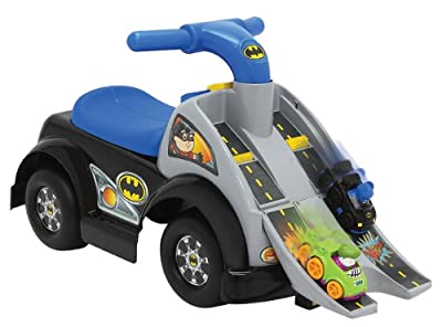 Fisher Price DC Friends Wheelies Batman Ride-on