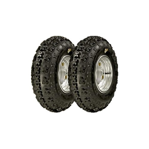 Two GBC Motor SportsX REX ATV Tires Front 21X7/10