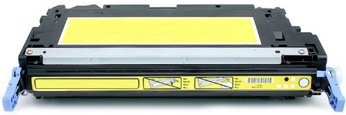 HP Q6472A Q6472A Compatible Yellow Toner For Use With The HP LaserJet 3600 Series Printers