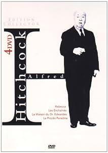Alfred Hitchcock : Rebecca / les enchaînes / la maison du dr Edwardes / Procès Paradine [Édition Collector] [Édition Collector]