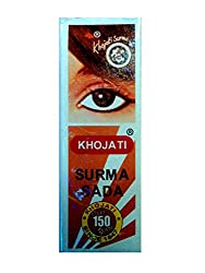 Khojati Surma Sada Over 150 Years Natural Surma Powder 3 Pics Combo Sale