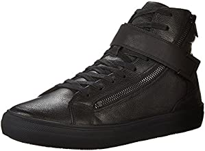 Aldo Men's Weberville Sneaker, Black, 13 D US