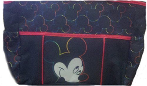 Disney Baby Large Diaper Bag (Mickey) - 1