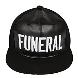 ILU black Caps for men, Baseball caps hip hop cap Snapback caps trucker caps dad hats cotton caps Cap