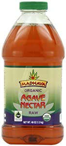 Madhava Organic Raw Agave, 46-Ounce