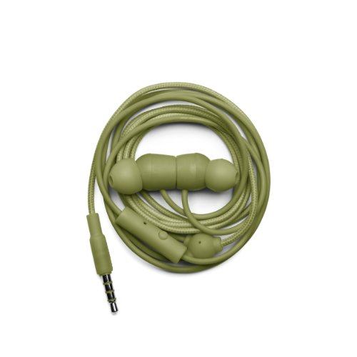 Urbanears 04090697 Bagis In-Ear Headphones With Microphone - Olive