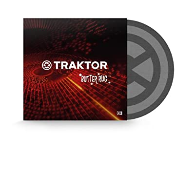 Native Instruments Traktor Butter Rugs from Native Instruments