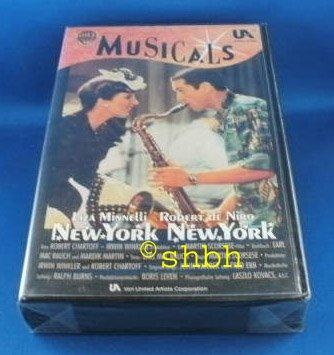 New York, New York [VHS]