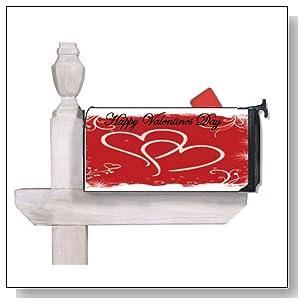 Valentine's Day Mailbox Cover