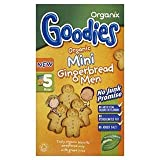 Organix Goodies Organic Mini Gingerbread Men x 5 Bags 125G