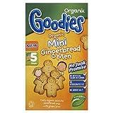 Organix Goodies Organic Mini Gingerbread Men x 5 Bags 125G