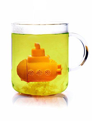 Progiant Yellow Submarine Tea Infuser