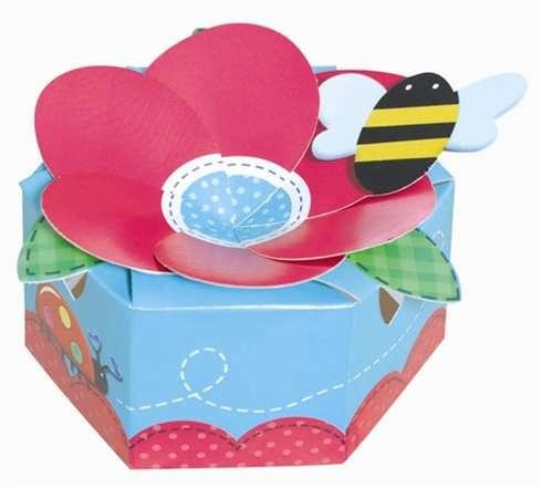 Garden Girl Treat Box