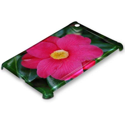 """""""Blumen"""" 10049, Designer 3D Hartschale für iPad Mini. Glänzendes Finish."""