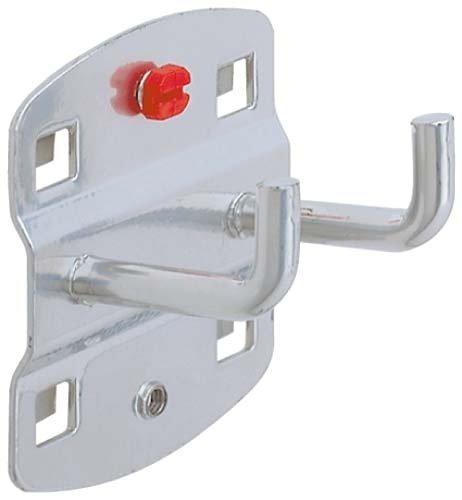 Werkzeughalter-doppelt-L-50mm-B-35mm-aluminiumfarben