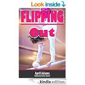 Flipping Out (The Gymnastics Series #3)
