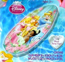 "Disney's Princess Pool Swim Surf Rider Raft Tube Repair Kit 28.5"" x 9"""