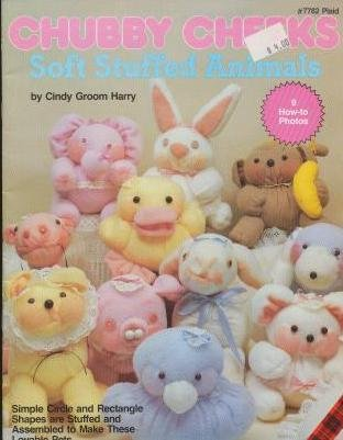 Chubby Cheeks: Soft Stuffed Animals