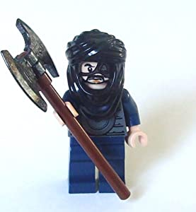 Lego Prince of Persia Mini Figure - Hatchet Hassansin (with Axe)