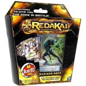 Redakai Radikor Deck (Redakai Starter Pack compare prices)