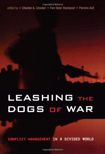 Leashing the Dogs of War: Conflict Management in a...